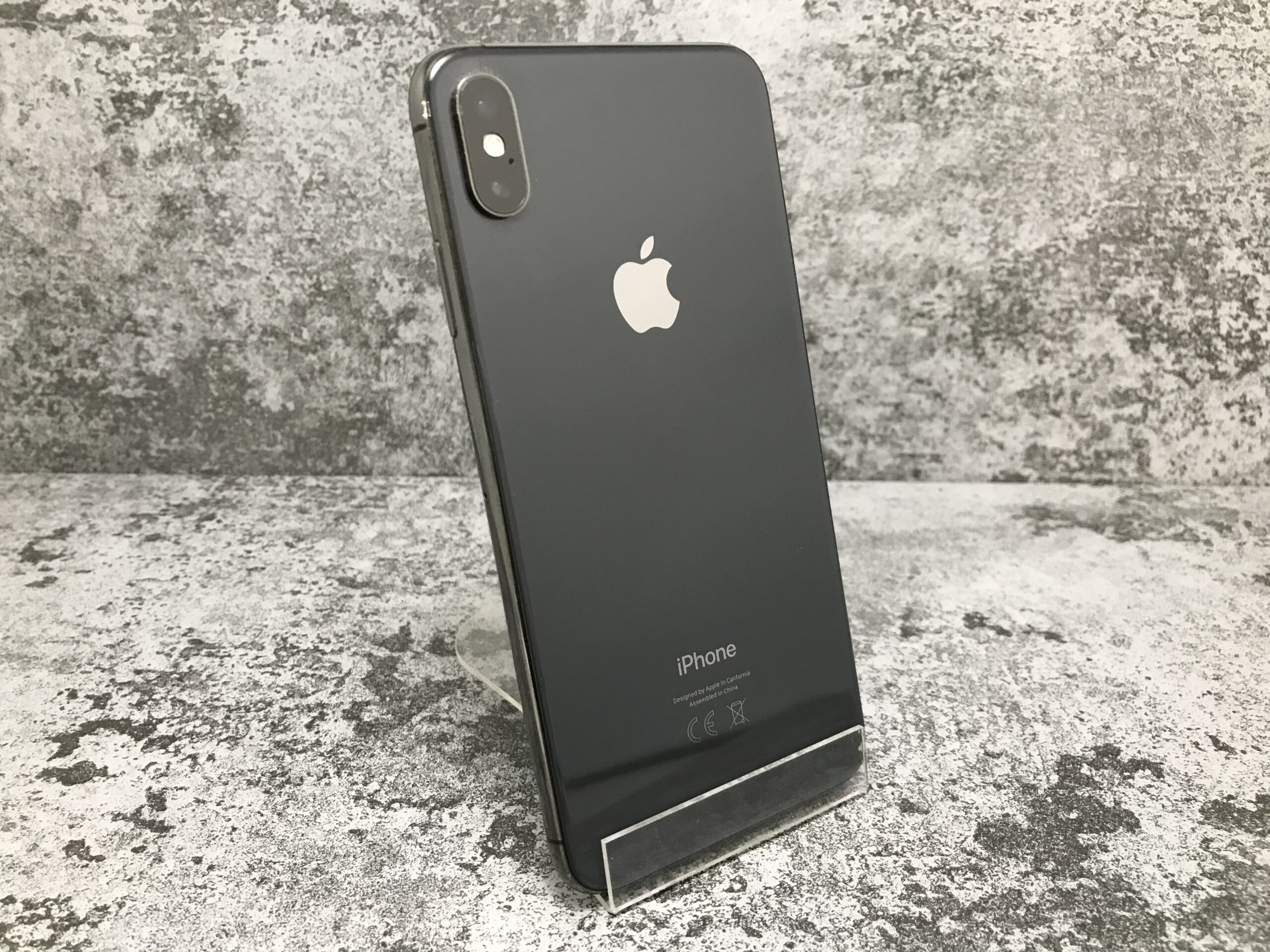 img 3806 scaled - IPhone XS Max 64Gb Space Gray б/у A/B