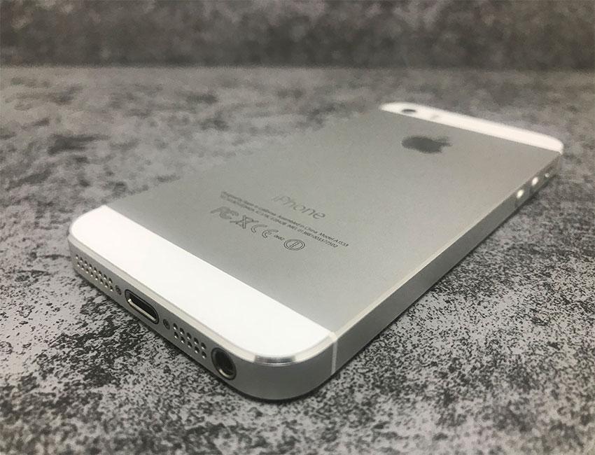 iphone 5s 16gb silver bu a 6 1 - IPhone 5S 16Gb Silver б/у A
