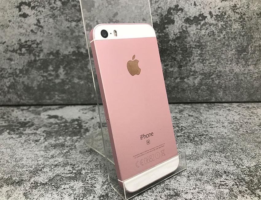 iphone 5se 32gb rose gold bu a 1 - IPhone SЕ 32Gb Rose Gold б/у А-