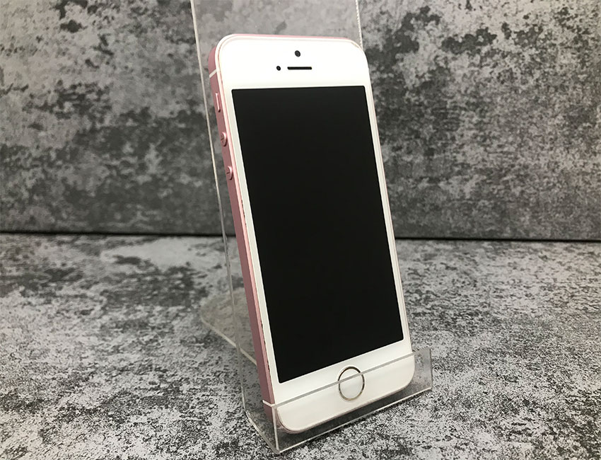 iphone 5se 32gb rose gold bu a 2 - IPhone SЕ 32Gb Rose Gold б/у А-