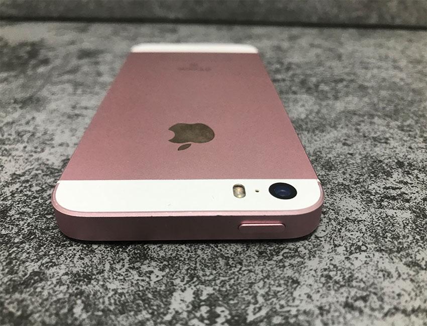 iphone 5se 32gb rose gold bu a 4 - IPhone SЕ 32Gb Rose Gold б/у А-