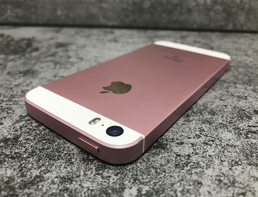 iphone 5se 32gb rose gold bu a 5 - IPhone SЕ 32Gb Rose Gold б/у А-