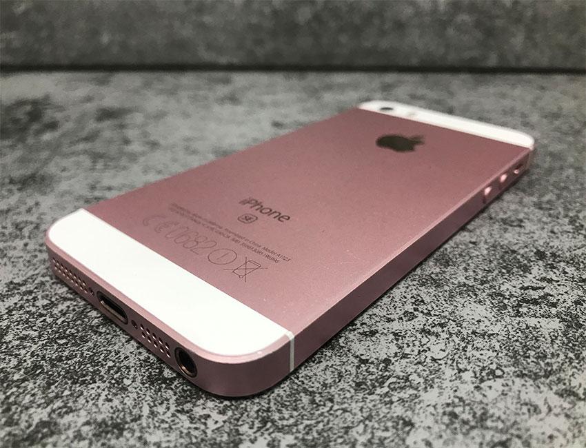 iphone 5se 32gb rose gold bu a 6 - IPhone SЕ 32Gb Rose Gold б/у А-