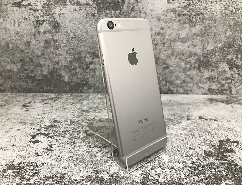 iphone 6 16gb space gray b u a  - IPhone 6 16Gb Space Gray б/у A-
