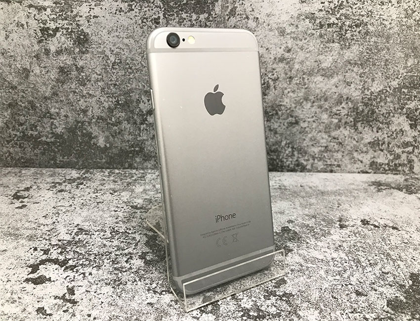iphone 6 32gb space gray b u a  - IPhone 6 32Gb Space Gray б/у A-