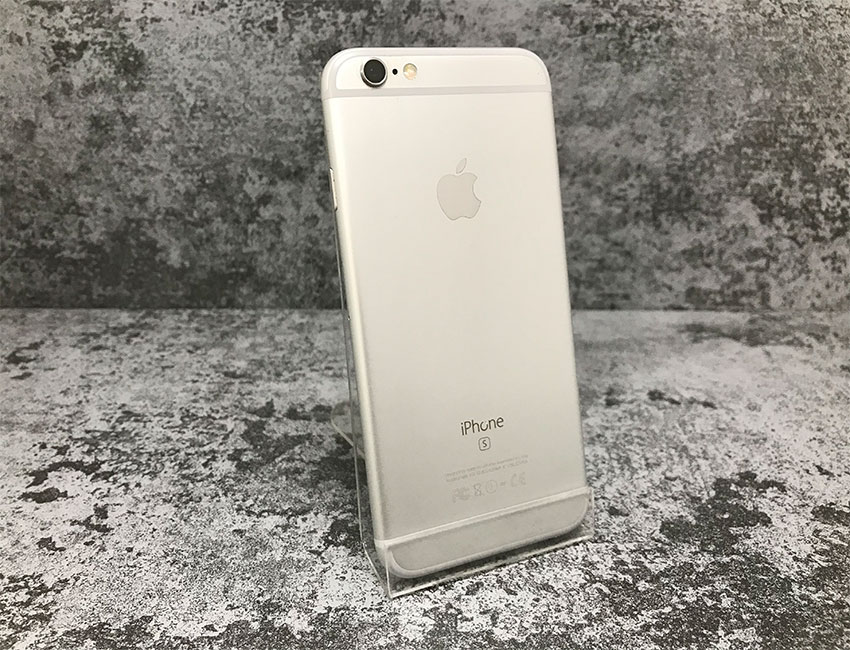 iphone 6s 16gb silver b u a  - IPhone 6S 16Gb Silver б/у A-