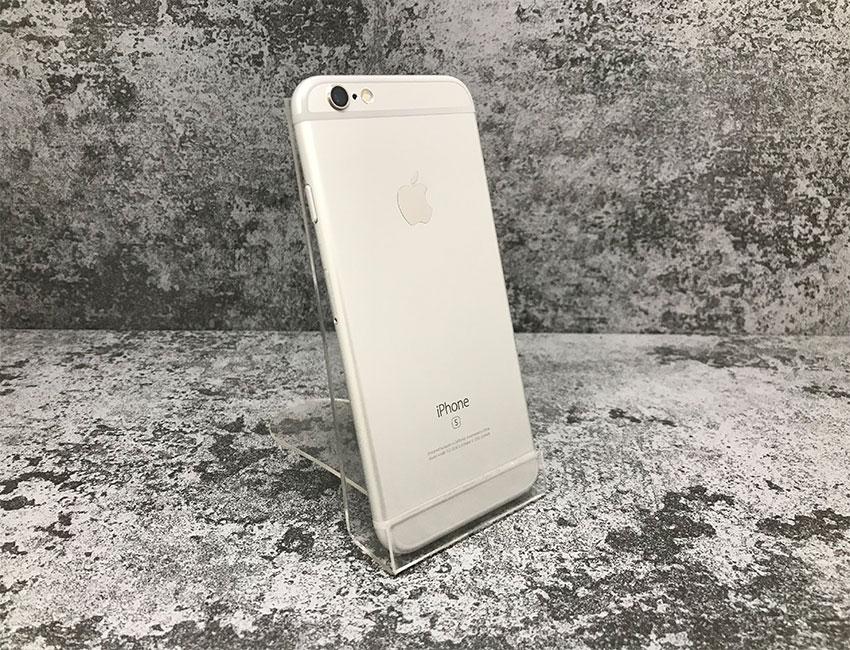 iphone 6s 64gb silver b u a  - IPhone 6S 64Gb Silver б/у А-