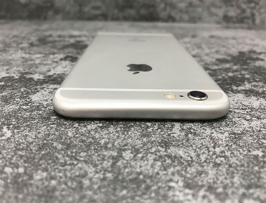 iphone 6s 64gb silver b u a 6 - IPhone 6S 64Gb Silver б/у А-