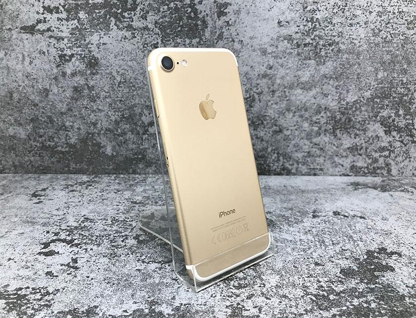 iphone 7 128gb gold b u a  - IPhone 7 128Gb Gold б/у A-