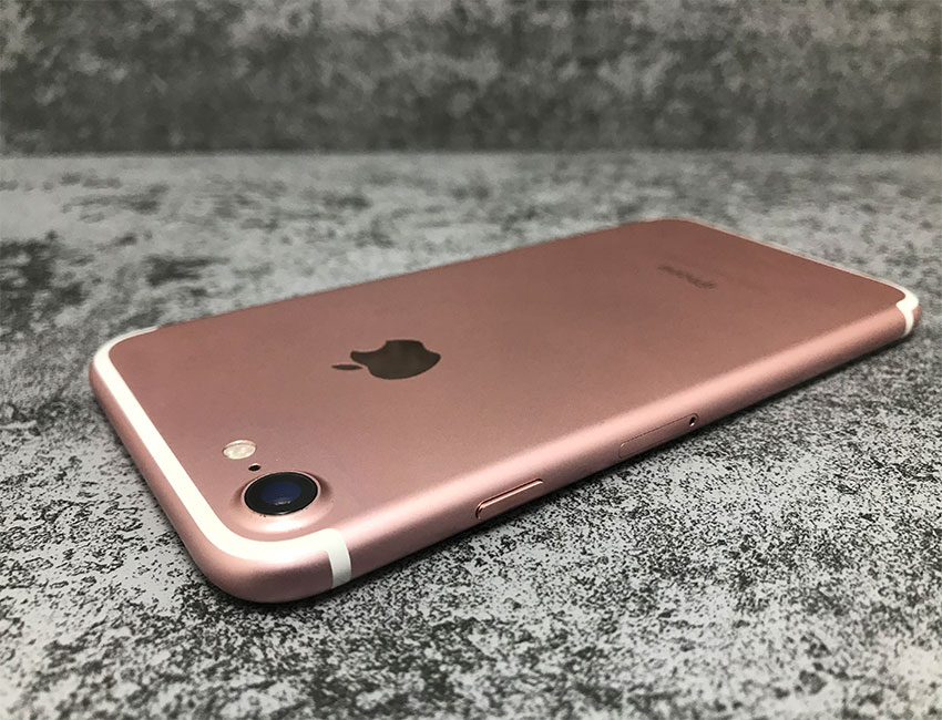 iphone 7 128gb rose gold bu a 3 - IPhone 7 128Gb Rose Gold б/у A-