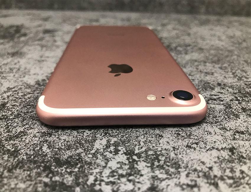 iphone 7 128gb rose gold bu a 4 - IPhone 7 128Gb Rose Gold б/у A-