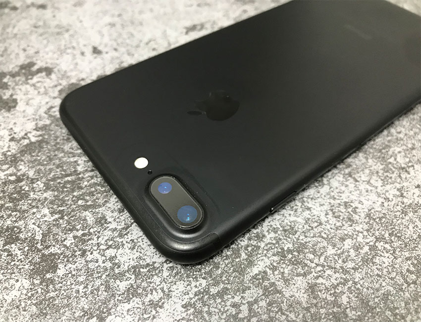 iphone 7 plus 32gb matte black bu a 7 - IPhone 7 Plus 32Gb Matte Black б/у A-