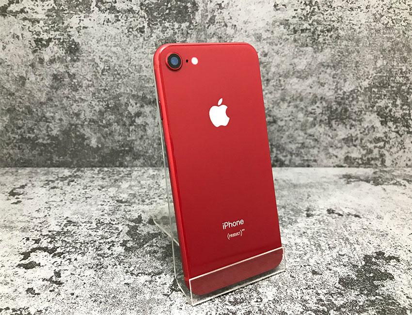 iphone 8 256gb red b u a  - IPhone 8 256Gb Red б/у A-