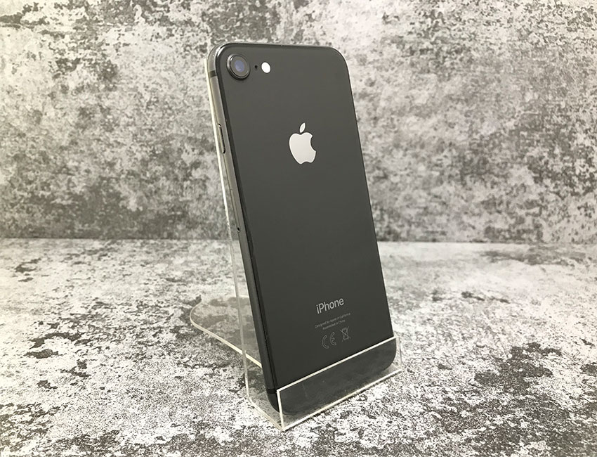 iphone 8 64gb space gray b u a  - IPhone 8 64Gb Space Gray б/у A-