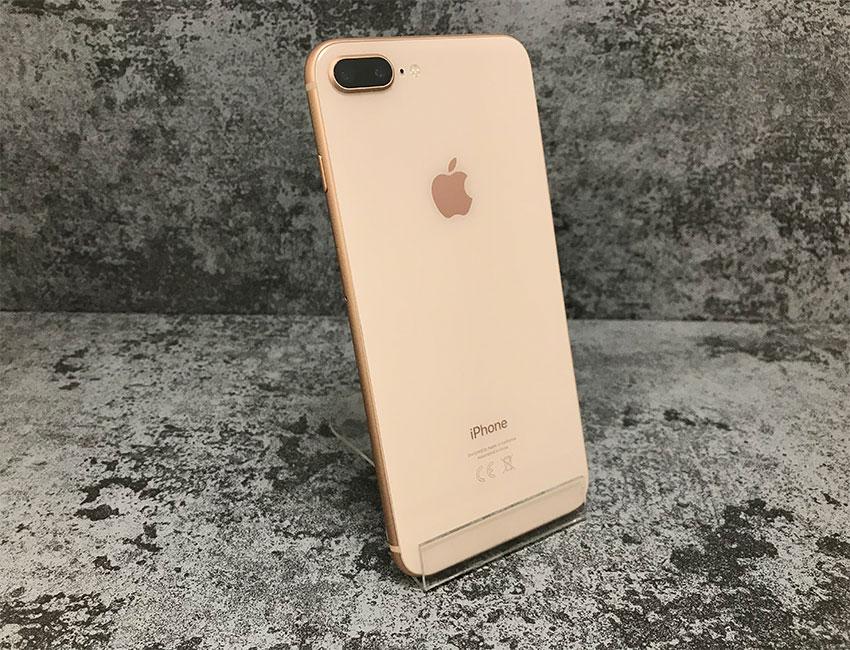 iphone 8 plus 64gb gold b u a  - IPhone 8 Plus 64Gb Gold б/у A-