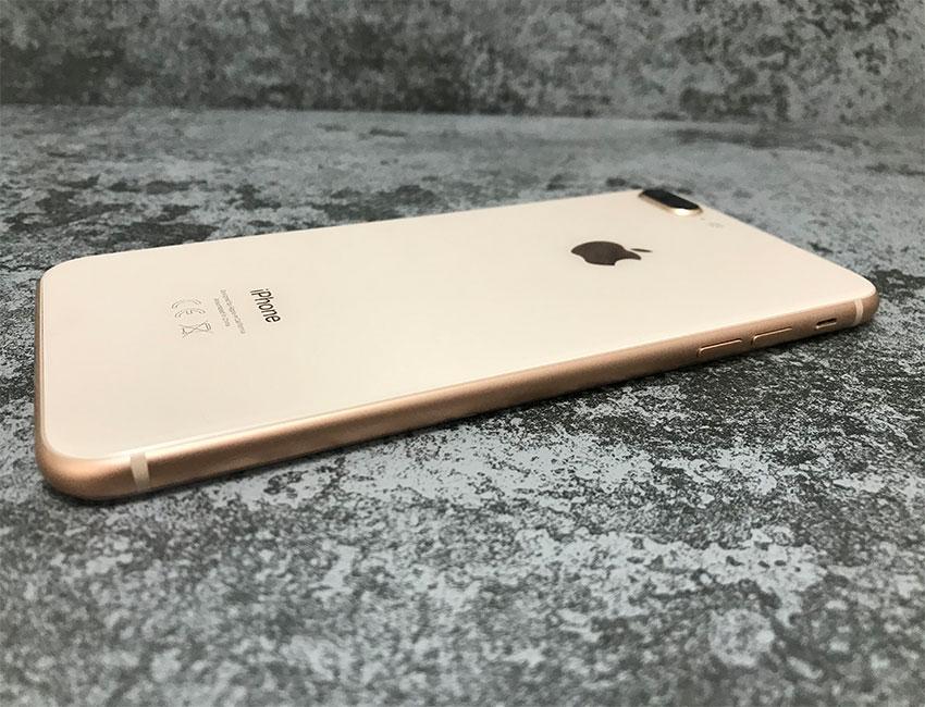 iphone 8 plus 64gb gold b u a 4 - IPhone 8 Plus 64Gb Gold б/у A-