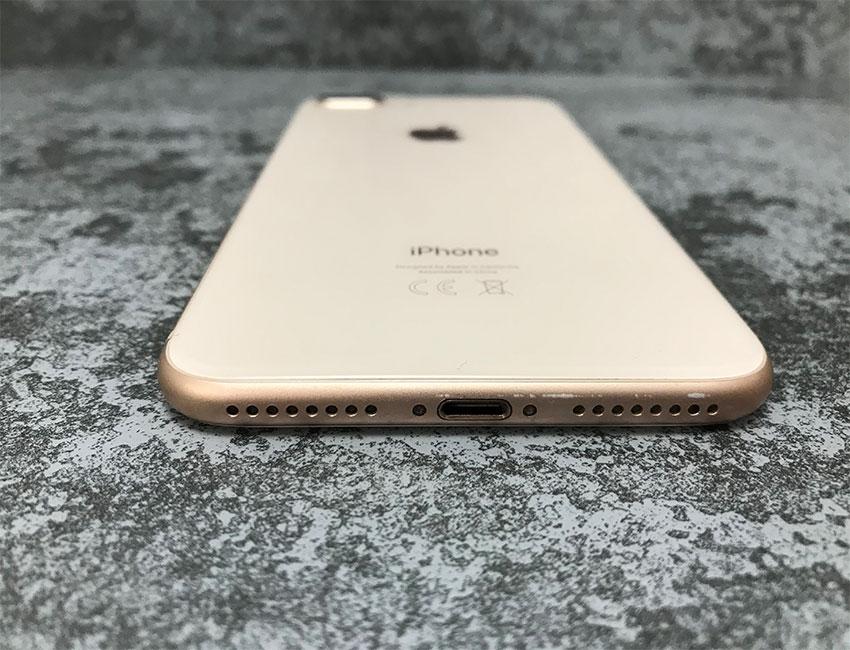 iphone 8 plus 64gb gold b u a 5 - IPhone 8 Plus 64Gb Gold б/у A-