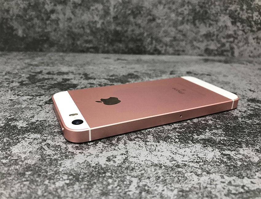 iphone se 16gb rose gold b u a 3 - IPhone SЕ 16Gb Rose Gold б/у А-