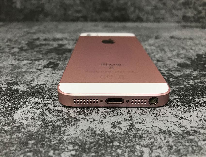 iphone se 16gb rose gold b u a 5 - IPhone SЕ 16Gb Rose Gold б/у А-