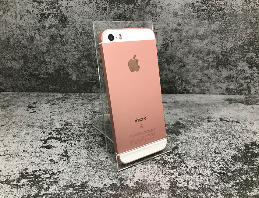 iphone se 32gb rose gold b u a - IPhone SЕ 32Gb Rose Gold б/у А