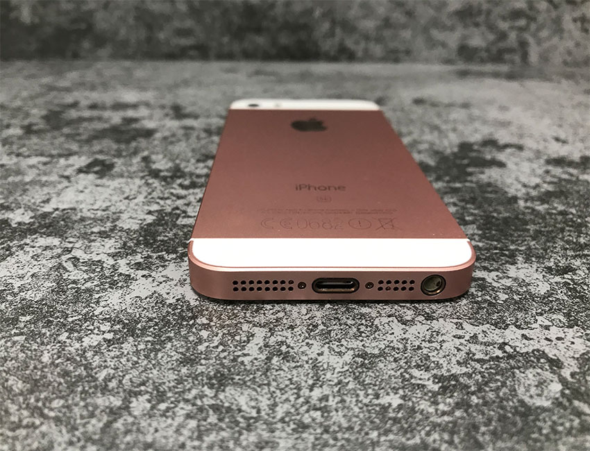 iphone se 32gb rose gold b u a5 - IPhone SЕ 32Gb Rose Gold б/у А