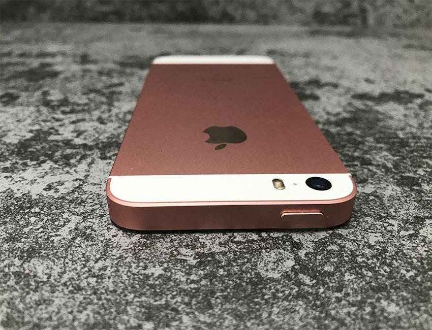 iphone se 32gb rose gold b u a6 - IPhone SЕ 32Gb Rose Gold б/у А