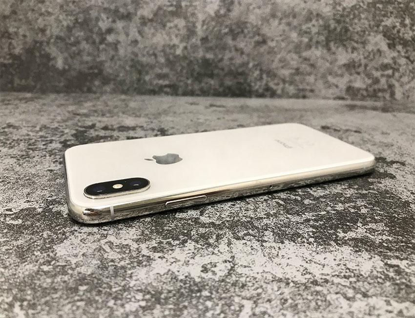 iphone x 256gb silver b u a 3 - IPhone X 256Gb Silver б/у A-