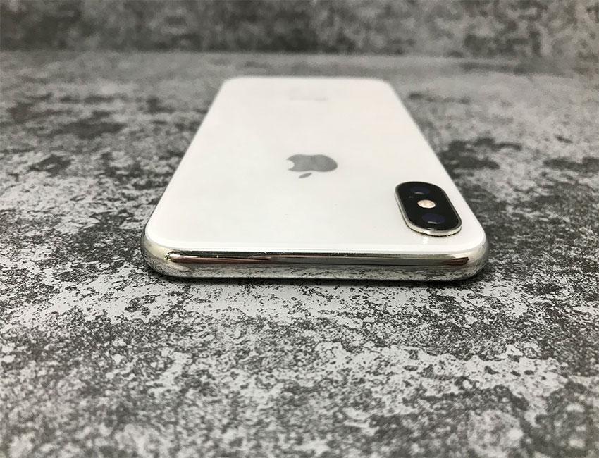 iphone x 256gb silver b u a 6 - IPhone X 256Gb Silver б/у A-