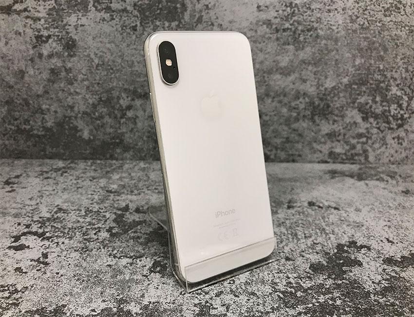 iphone x 256gb silver b u a - IPhone X 256Gb Silver б/у A