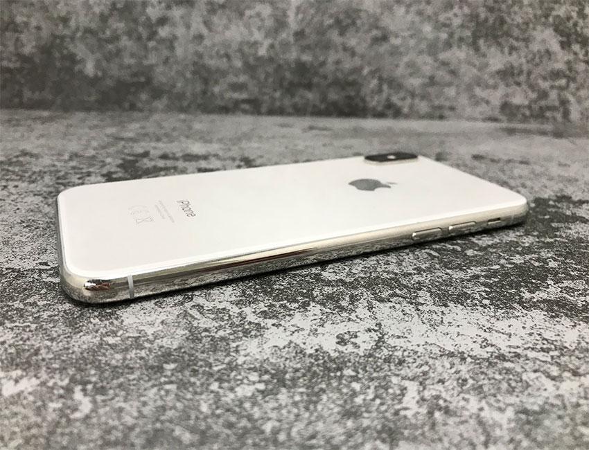 iphone x 256gb silver b u a4 - IPhone X 256Gb Silver б/у A