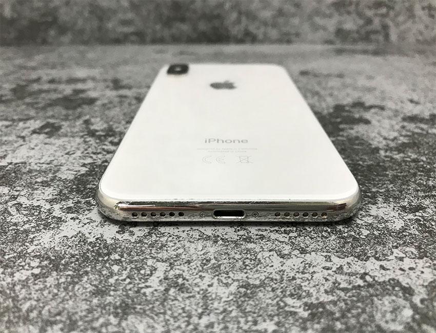 iphone x 256gb silver b u a5 - IPhone X 256Gb Silver б/у A