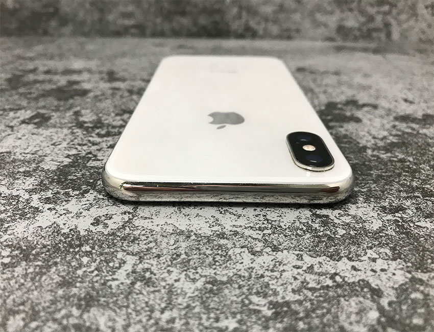iphone x 256gb silver b u a6 - IPhone X 256Gb Silver б/у A