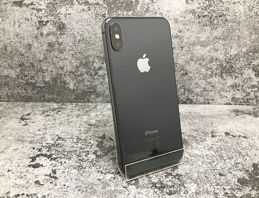 iphone x 64gb space gray b u a  - IPhone X 64Gb Space Gray б/у A-