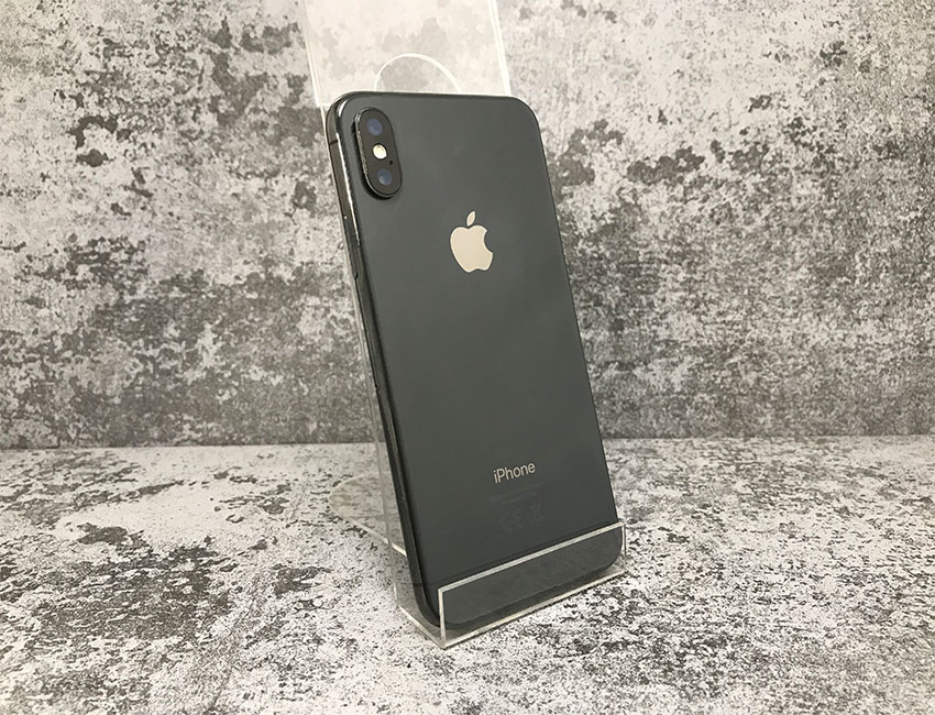 iphone x 64gb space gray bu a 1 1 - IPhone X 64Gb Space Gray б/у A