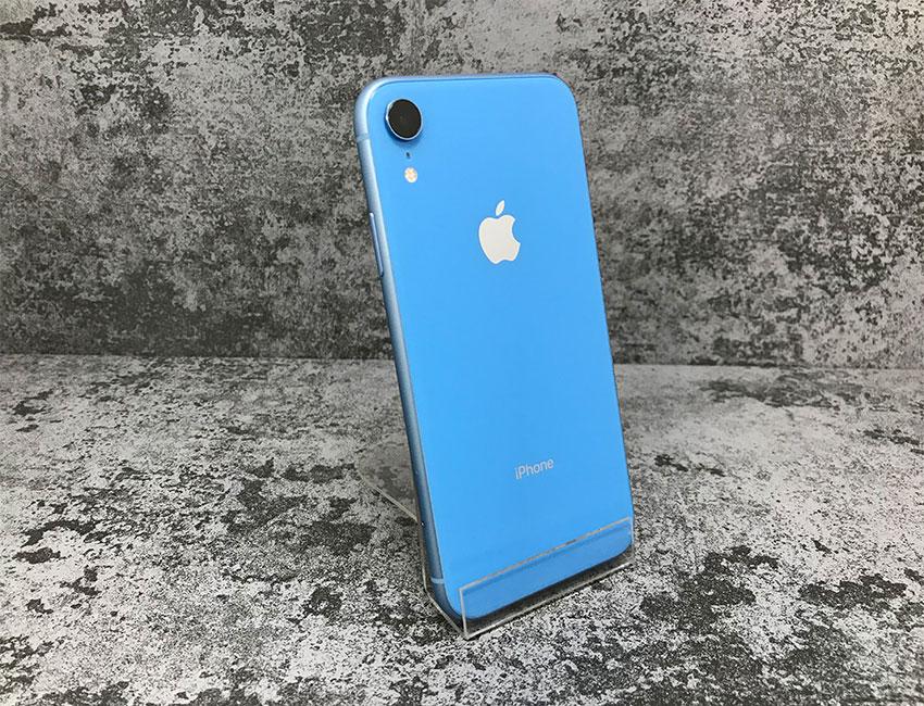 iphone xr 64gb blue b u a  - IPhone XR 64Gb Blue б/у A-