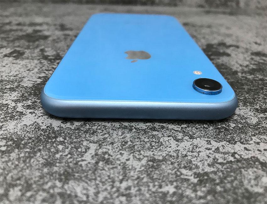 iphone xr 64gb blue b u a 6 - IPhone XR 64Gb Blue б/у A-