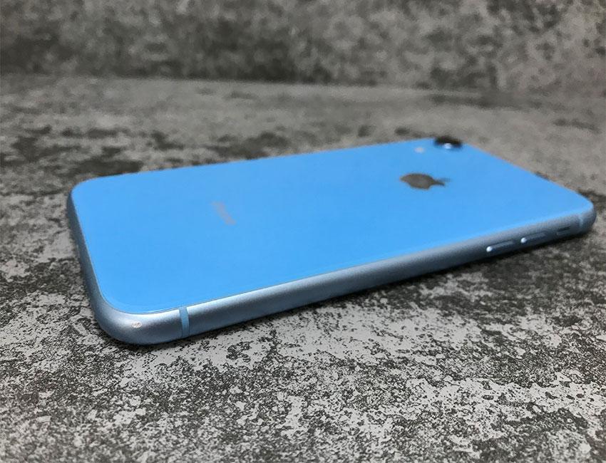 iphone xr 64gb blue b u a b4 - IPhone XR 64Gb Blue б/у A/B