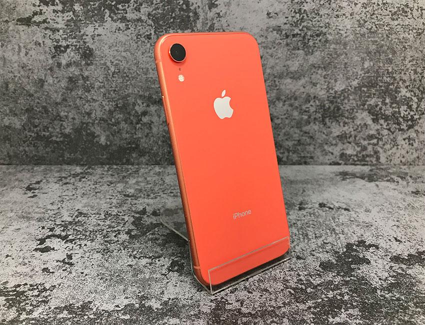 iphone xr 64gb coral b u a  - IPhone XR 64Gb Coral б/у A-