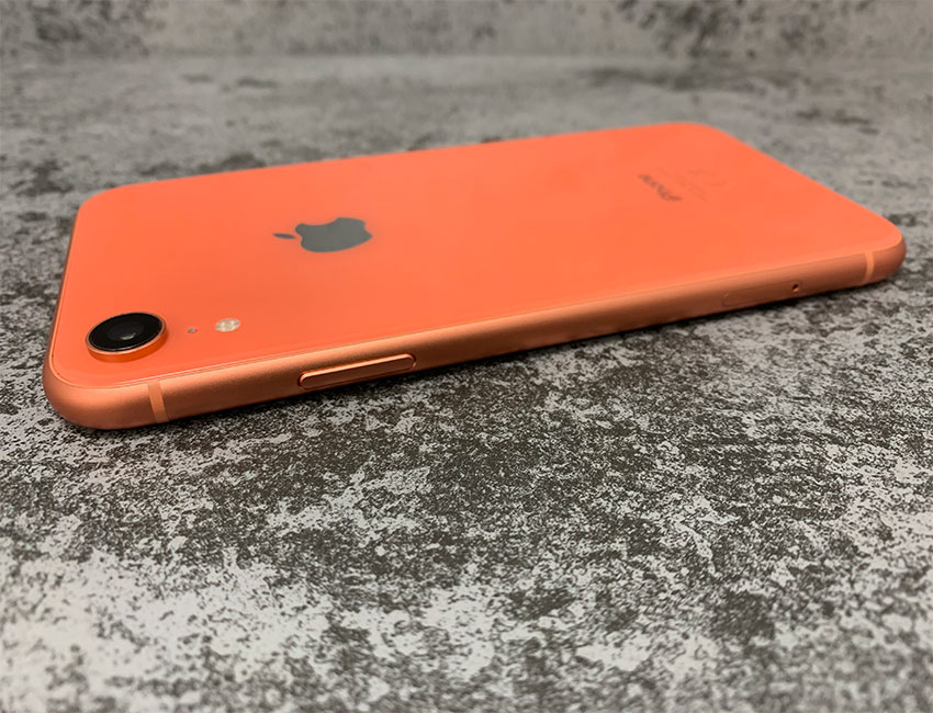 iphone xr 64gb coral b u a 4 - IPhone XR 64Gb Coral б/у A-