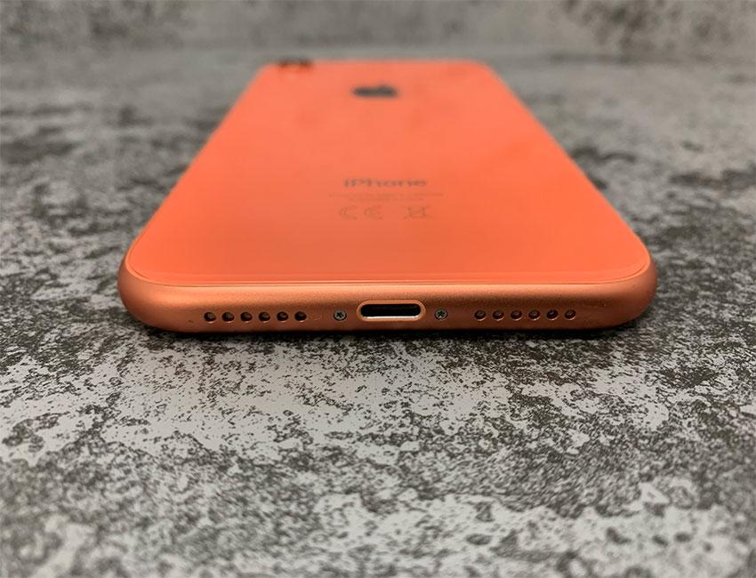 iphone xr 64gb coral b u a 5 - IPhone XR 64Gb Coral б/у A-