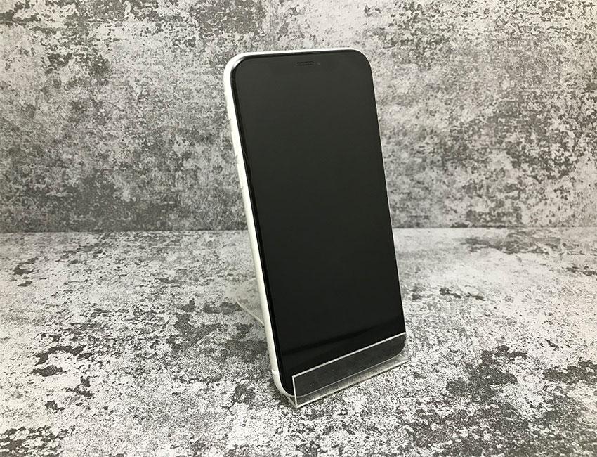 iphone xr 64gb white b u a 2 - IPhone XR 64Gb White б/у A-