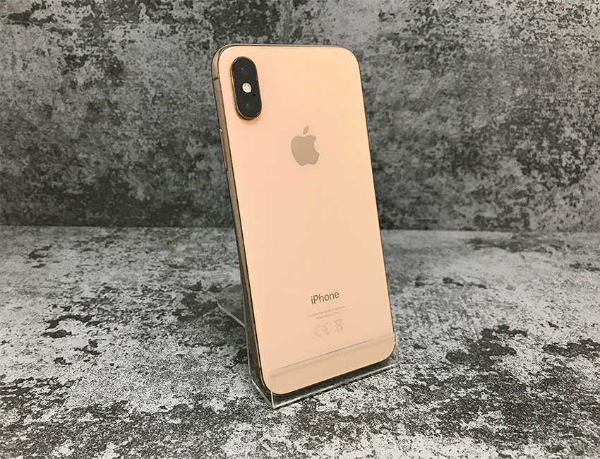 iphone xs 256gb gold b u a  - IPhone XS 256Gb Gold б/у A-