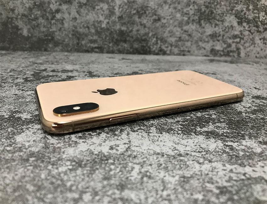 iphone xs 256gb gold b u a 3 - IPhone XS 256Gb Gold б/у A-