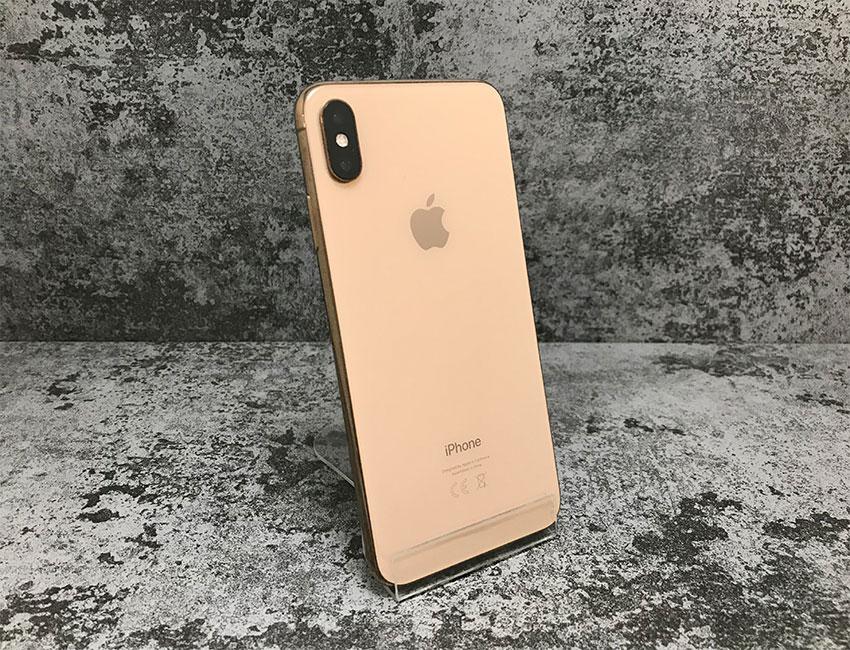 iphone xs max 64gb gold b u a - IPhone XS Max 64Gb Gold б/у A