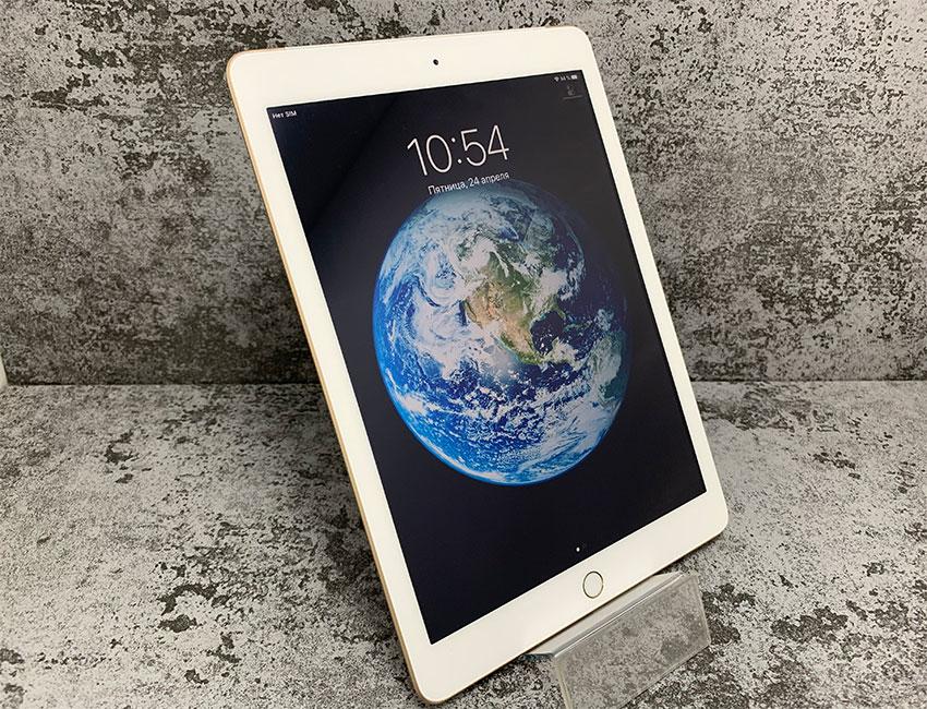 planshet ipad 2017 32gb wifi lte gold b u a2 - Планшет Ipad 2017 32Gb WiFi+LTE Gold б/у A