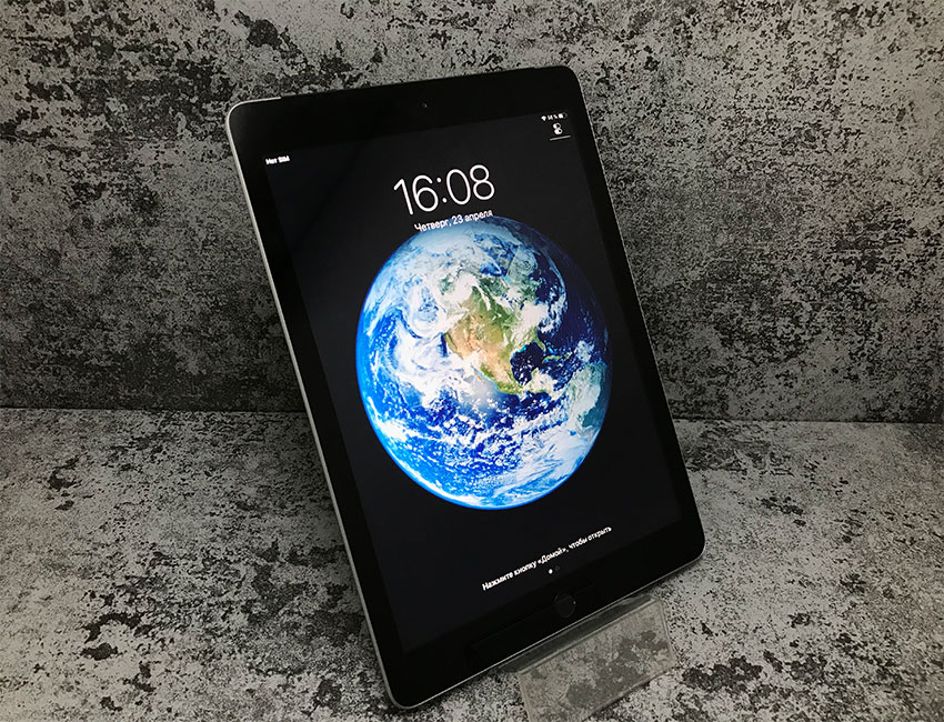 planshet ipad 2018 32gb wifi lte space gray b u a2 - Планшет Ipad 2017 32Gb WiFi+LTE Space Gray б/у A
