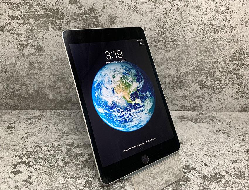 planshet ipad mini 4 32gb wifi space gray b u a 2 - Планшет Ipad Mini 4 32Gb WiFi Space Gray б/у A-