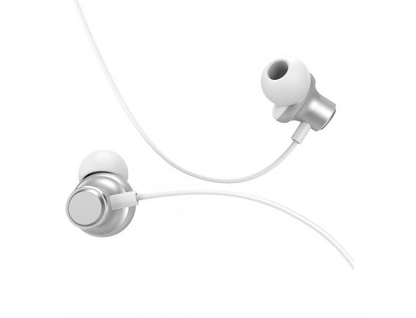 bez ymeny 41 - Навушники з мікрофоном Hoco M42 White